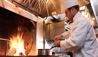 Kitchen Hood Restaurant Fire Systems